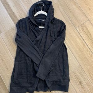 Athleta wrap sweater